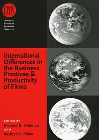 International Differences in the Business Practices and Productivity of Firms (inbunden)