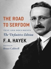 "Image result for The Road to Serfdom"" av F.A. Hayek"