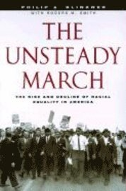 The Unsteady March (inbunden)