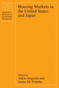 Housing Markets in the United States and Japan (e-bok)