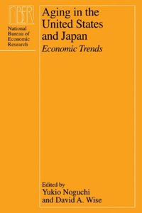 Aging in the United States and Japan (e-bok)