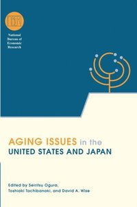 Aging Issues in the United States and Japan (e-bok)
