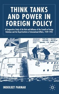 Think Tanks and Power in Foreign Policy (e-bok)