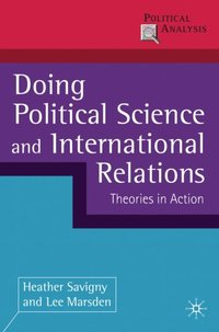 Doing Political Science and International Relations (e-bok)
