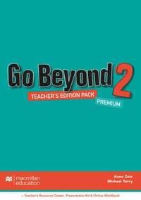 Go Beyond Teacher's Edition Premium Pack 2 - Anna Cole