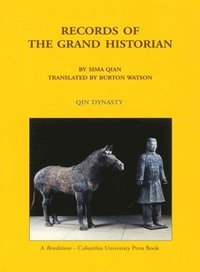 Records of the Grand Historian: Han Dynasty II (häftad)