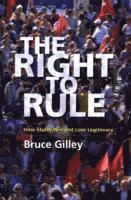The Right to Rule (inbunden)