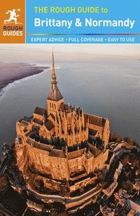 The Rough Guide to Brittany and Normandy (häftad)