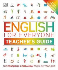 English for Everyone Teacher's Guide (häftad)