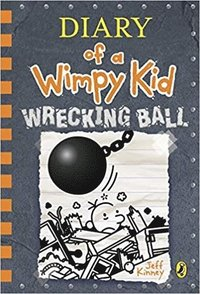 Diary Of A Wimpy Kid: Wrecking Ball (Book 14) (inbunden)