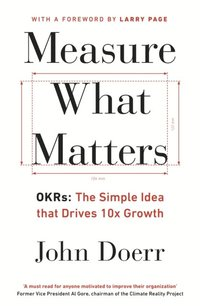 Measure What Matters (e-bok)