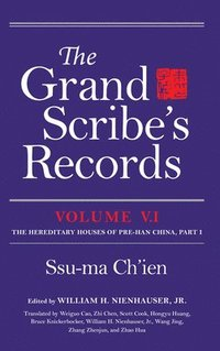 The Grand Scribe's Records, Volume V.1 (inbunden)
