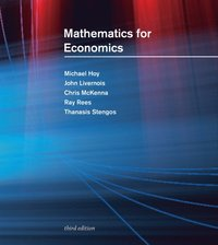 Mathematics for Economics (e-bok)