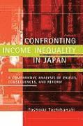 Confronting Income Inequality in Japan (häftad)