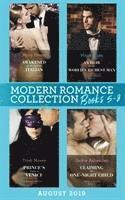 Modern Romance August Books 5-8 (häftad)