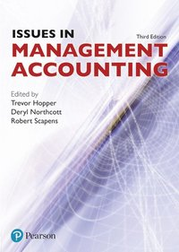 Issues in Management Accounting (häftad)
