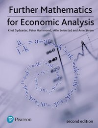 Further Mathematics for Economic Analysis (häftad)
