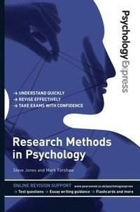 Psychology Express: Research Methods in Psychology (Undergraduate Revision Guide) (e-bok)