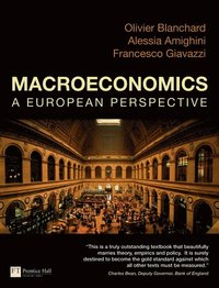 Macroeconomics: A European Perspective with MyEconLab access card