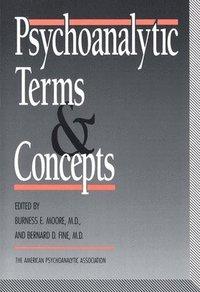 psychoanalytic concepts