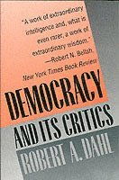 Democracy and Its Critics (häftad)