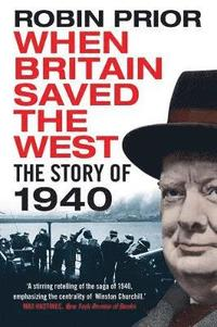 When Britain Saved the West (häftad)