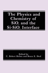 The Physics and Chemistry of SiO2 and the Si-SiO2 Interface (inbunden)