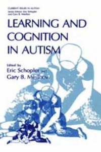 Learning and Cognition in Autism (inbunden)