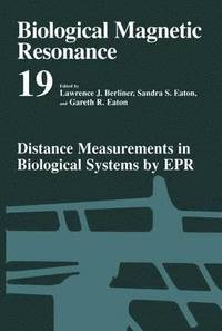 Distance Measurements in Biological Systems by EPR (inbunden)