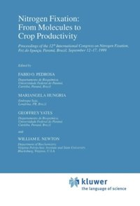 Nitrogen Fixation: From Molecules to Crop Productivity (e-bok)
