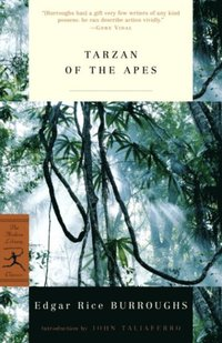 Tarzan of the Apes (e-bok)