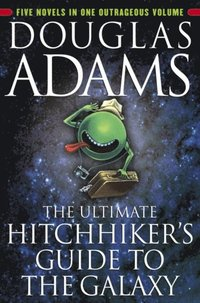 Ultimate Hitchhiker's Guide to the Galaxy (e-bok)