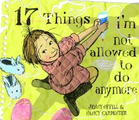 17 Things I'm Not Allowed to Do Anymore (e-bok)