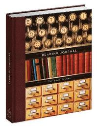 Reading Journal: For Book Lovers (inbunden)