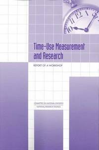Time-Use Measurement and Research (häftad)