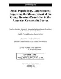 Small Populations, Large Effects (häftad)