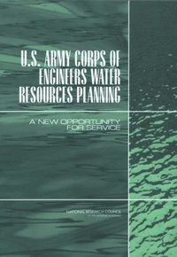 U.S. Army Corps of Engineers Water Resources Planning (e-bok)