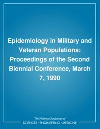 Epidemiology in Military and Veteran Populations (e-bok)