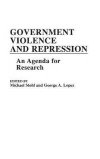 Government Violence and Repression (inbunden)