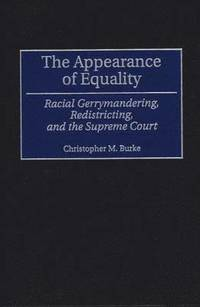 The Appearance of Equality (inbunden)