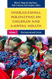 International Perspectives on Children and Mental Health [2 volumes] (inbunden)
