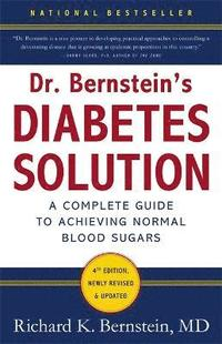 Dr Bernstein's Diabetes Solution (inbunden)