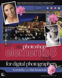 The Photoshop Elements 8 Book for Digital Photographers (häftad)