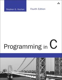 Programming in C (häftad)