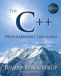 The C++ Programming Language (hardcover) (inbunden)