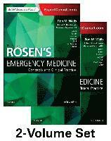Rosen's Emergency Medicine: Concepts and Clinical Practice (inbunden)
