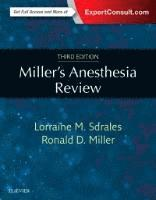 Miller's Anesthesia Review (häftad)