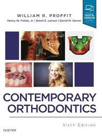 Contemporary Orthodontics (inbunden)