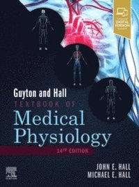 Guyton and Hall Textbook of Medical Physiology (inbunden)