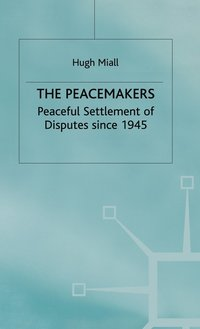 The Peacemakers (inbunden)